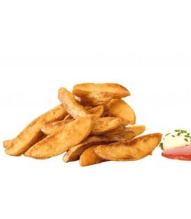 Patatas rústicas
