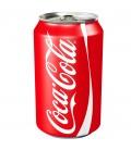 Bebida Coca cola 33 cl