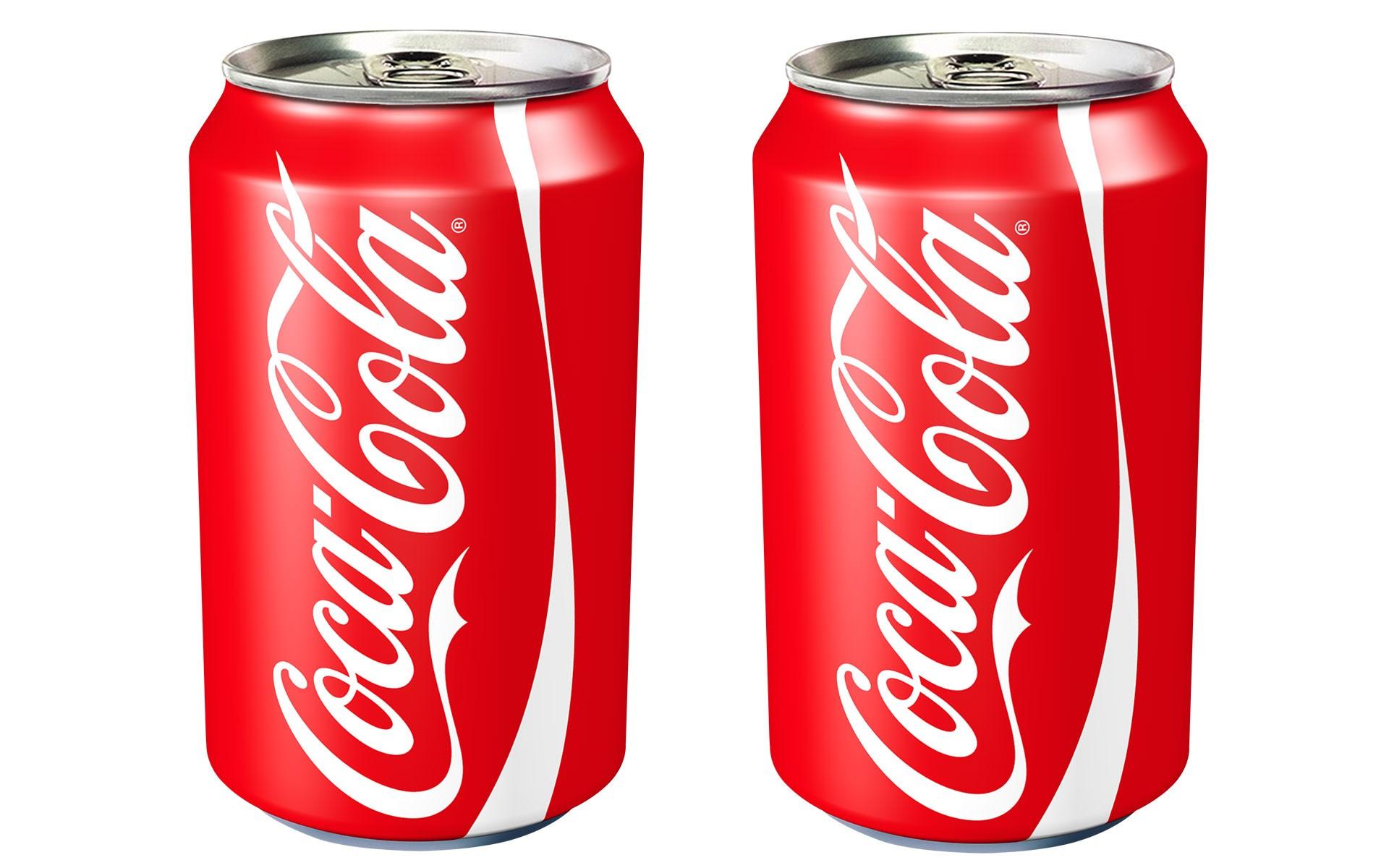 Coca cola 33 cl x2