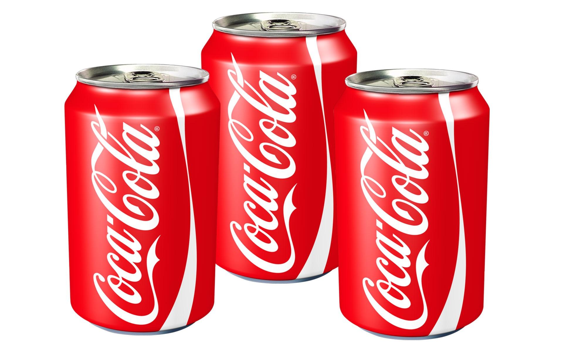 Coca cola 33 cl x3
