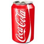 Coca cola 33 cl