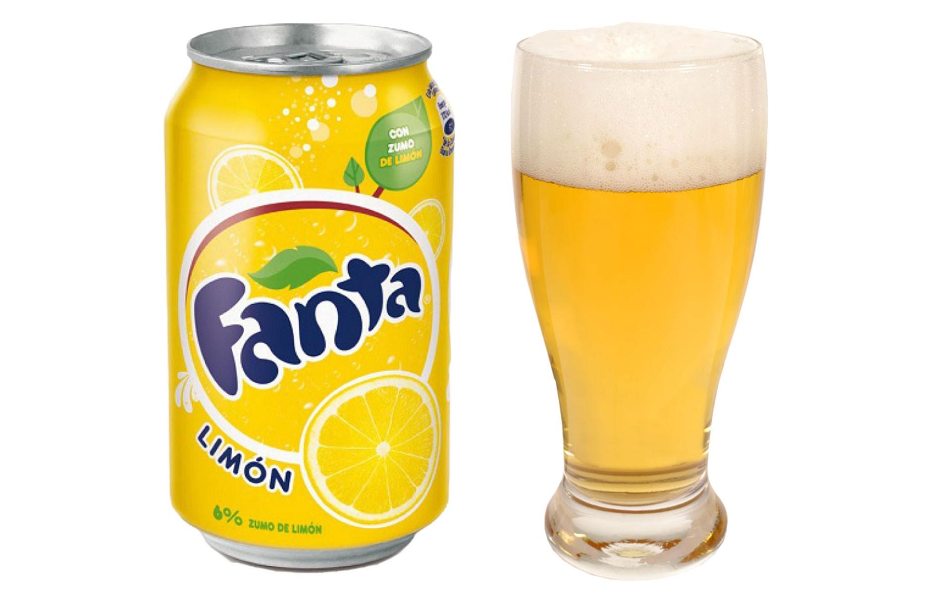 Fanta L - Cerveza